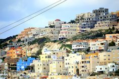 Israel ~ The country was beautiful, I would love to go back some day.