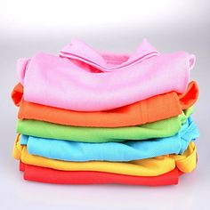 Lovely Polo Shirt with Collar for Pets Dogs (Assorted Colors,Sizes) – USD $ 4.99