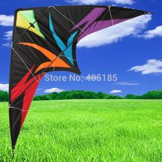 Outdoor Fun Sports assassin stunt Power Kite Flying Free Shipping #Affiliate