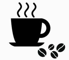 The Free SVG Blog: Coffee Break! Free SVG vector download