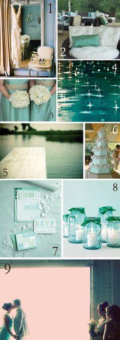 seaglass inspired board