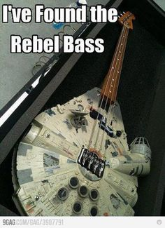 The Kessel Run is a funky place.