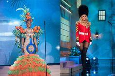 Le pire et le meilleur des costumes traditionnels de Miss Univers 2015