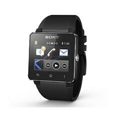 Sony SmartWatch 2 - If your smartphone is Android, this is the watch for you. Sony SmartWatch 2 Price in Dubai, Abu Dhabi, Sharjah - UAE. Best Online Shopping Website in Duba - UAE. Cool Technology, Wearable Technology, Technology Gadgets, Wearable Computer, Wearable Device, Sony Mobile Phones, Sony Phone, Android Watch, Android Phones
