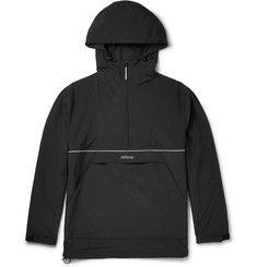 Stüssy - Slim-Fit Shell Half-Zip Hooded Jacket