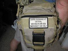 TACTICAL DIAPER BAG - AR15.Com Archive