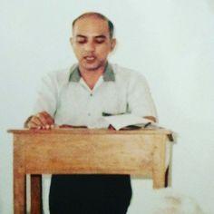 Advocate Jayaprakash Mallay's exposure on MALAYALA BRAHMIN AUTOCHTHON THEORY during Unithiri Endowment All Kerala Oriental Conference held from University of Calicut in 2007