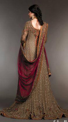 Pakistani Wedding Outfits, Indian Bridal Outfits, Pakistani Bridal Dresses, Pakistani Wedding Dresses, Pakistani Dress Design, Pakistani Lehenga, Walima Dress, Anarkali, Stylish Dresses