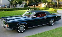 '70 Lincoln Continental MK3