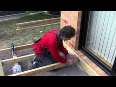 How To Build A Deck - Step 3 of 4 - Assemble The Frame - Bunnings (D.I.Y. Video)
