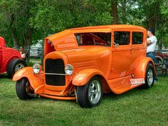 Got an Orange Crush by The Kav, via Flickr