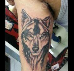 Uma tatuagem de um esposo já terminado