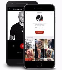 The Tattoo App is a Digital Hub for All Things Related to Permanent Body Art (May 2016)