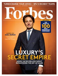 Inside Hermès, luxury's secret empire