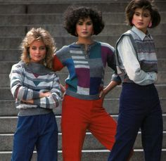 Best Fashion Look : February 1980s Fashion Trends, 80s Trends, 80s And 90s Fashion, Teen Fashion, Fashion Outfits, 80s Womens Fashion, Vintage Outfits, Retro Outfits, Mode Outfits