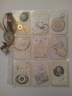 Pocket Letter Scrapbook Paper Flowers, Snail Mail Pen Pals, Pocket Pal, Atc Cards, Letter A Crafts, Art N Craft, Pocket Letters, Artist Trading Cards, Mail Art