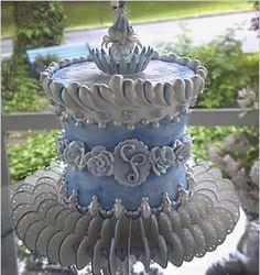 NY Magazine Wedding Cake