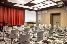 Meeting room - theater style setup