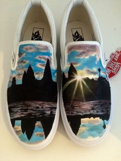107 Best Danny P s Custom Painted Shoes images  a05877b27