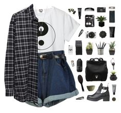 """ Some might say it's an ordinary day, but not for me. "" by centurythe ❤ liked on Polyvore featuring CC, Proenza Schouler, Maison Margiela, Dot & Bo, Eos, Match, DAY Birger et Mikkelsen, NARS Cosmetics, Royce Leather and Lomography"