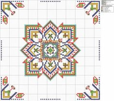 this page has more cross stitch patterns, but not necessarily Palestinian ones
