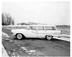 1958 Villager 4 Door Wagon