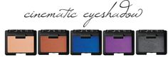 NARS Cinematic Eyeshadow | NARS Guy Bourdin Collection