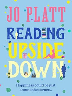 Bookalicious Travel Addict: Book Review - Reading Upside Down ~ Jo Platt