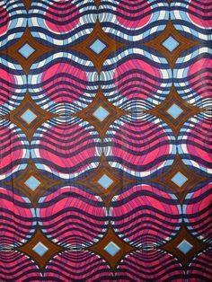 tissu imprimé africain de l'Ouganda par emma-q