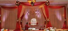 #Elegant and #beauty of a stage enhances the splendour of your #wedding and amazes your guests.  With #Royal events…  #Attraction #Elegance & #Quality  is assured.