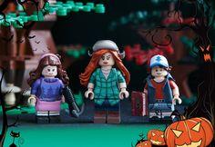 Lego Tv, Lego Custom Minifigures, Amazing Lego Creations, Lego Harry Potter, Lego House, Lego Projects, Custom Lego, Amazing Spiderman, Lego Building