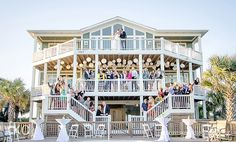 Holden Beach House Rental: 12 Bedroom Ocean Front! Perfect For Family Retreats, Wedding, Bible Studies | HomeAway