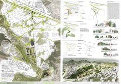 Parco urbano e centro città. Avigliana