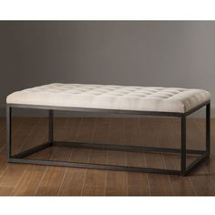 Renate Coffee Table Ottoman - Overstock Shopping - Great Deals on Ottomans