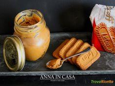 Crema biscotto Lotus fatta in casa  #ricette #food #recipes