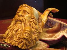 Techniques of  immersion and alternative finishing by Fred Bass For as long as I've known that meerschaum pipes color, I've listened to discussions about how these pipes are finished. The finishing...