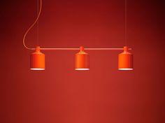 Zero hanglamp Silo-Trio door Note Design Studio | Designlinq