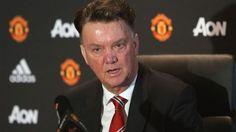 Louis van Gaal chides press for speculating about future...: Louis van Gaal chides press for speculating about future… #ManchesterUnited