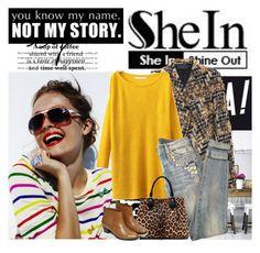 """""""shein contest!!!"""" by tiko-riko ❤ liked on Polyvore featuring Haider Ackermann, Current/Elliott, Diane Von Furstenberg and Warehouse"""