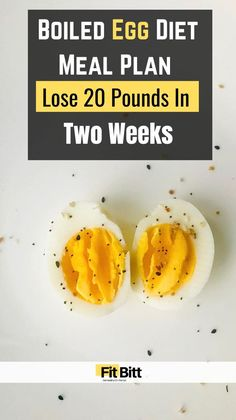 Boiled Egg Diet, Boiled Eggs, Hard Boiled, Diet Meal Plans To Lose Weight, How To Lose Weight Fast, 14 Day Egg Diet, Fruit Dinner, Diet Inspiration, Eating Eggs