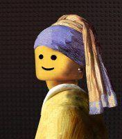 Marco Pece -Lego Art-