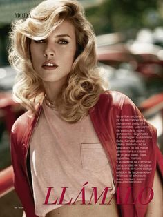 Julia Frauche Takes on Athleisure Fashion for TELVA