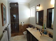 Ankir Holdings - BARBADOS REAL ESTATE - Home for rent in Rolling Hills, St. George. Bathroom