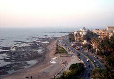 Carter Road, Bandra, Mumbai.