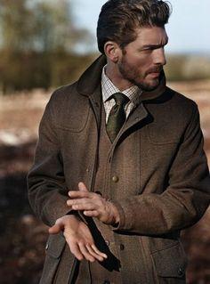 The Dapper Gentleman Sharp Dressed Man, Well Dressed Men, Portrait Male, Fashion Mode, Mens Fashion, Fashion Menswear, Fashion Wear, Fashion Styles, Modern Hepburn