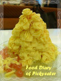 Mango Snow Ice  http://yumyumbites.blogspot.com/2012/06/another-tong-pak-fu-dessert-house.html