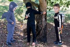 No costume, no worries. Make one of these fun costumes for Halloween.   DIY Network Blog: Made + Remade >> http://www.diynetwork.com/made-and-remade/make-it/easy-diy-costumes-for-kids?soc=pinterest