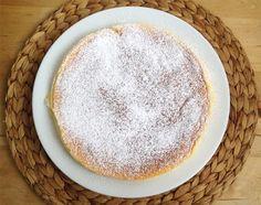 tartas rápidas tartas fáciles Tarta de queso tres ingredientes Tarta de queso japonesa Soufflé Cheesecake postres recetas delikatissen postres japoneses postres fáciles Japanese Cotton Cheesecake