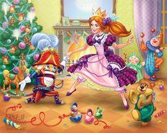 Princess Peach, Princess Zelda, Fable, Gif Animé, Illustrations, Children, Composition, Crafts, Layout