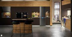 Kuchnia styl Industrialny - zdjęcie od Samsung Electronics Co., Ltd. - Kuchnia - Styl Industrialny - Samsung Electronics Co., Ltd.